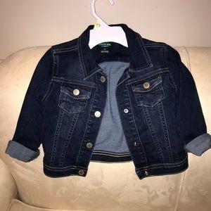 Osh Kosh Jean jacket. Size 4T